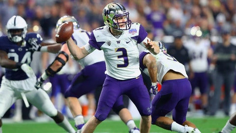 Jake Browning, QB Washington