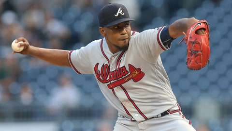2. Braves rotation is kicking things up a notch in postseason push