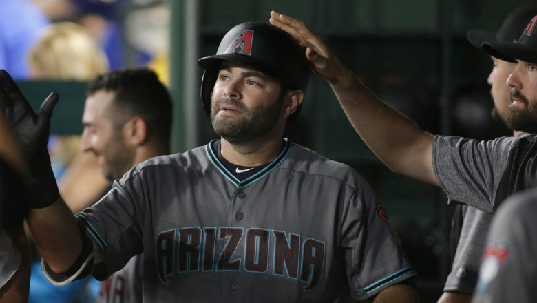 Goldschmidt homers, Corbin sharp in D-backs win
