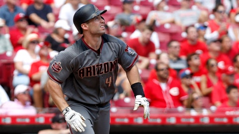 First baseman Paul Goldschmidt has been an NL All Star six years running.	 David Kohl-USA TODAY Sports