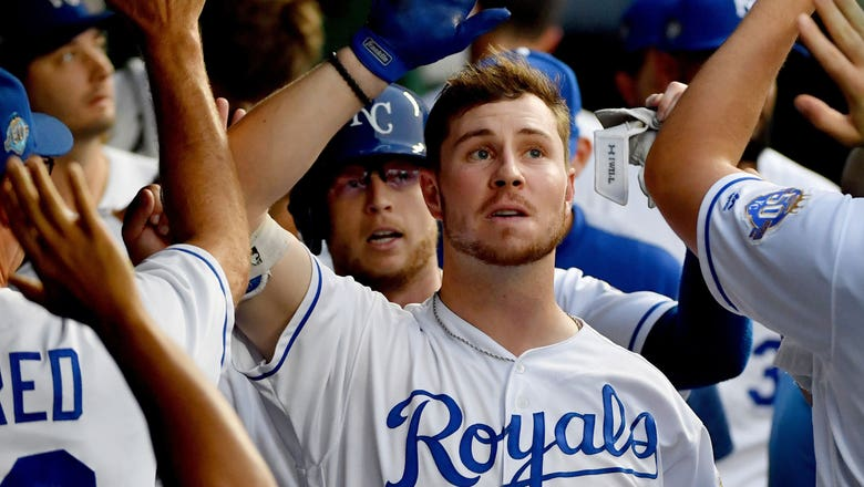 O'Hearn and Keller stand out in Royals' 3-1 victory