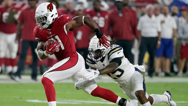 Cardinals' Johnson 'encouraged' about deal after strong preseason debut