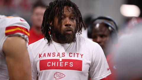 Chiefs' Berry returns to practice