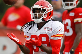 Chiefs' newest speedster could make an impact at cornerback