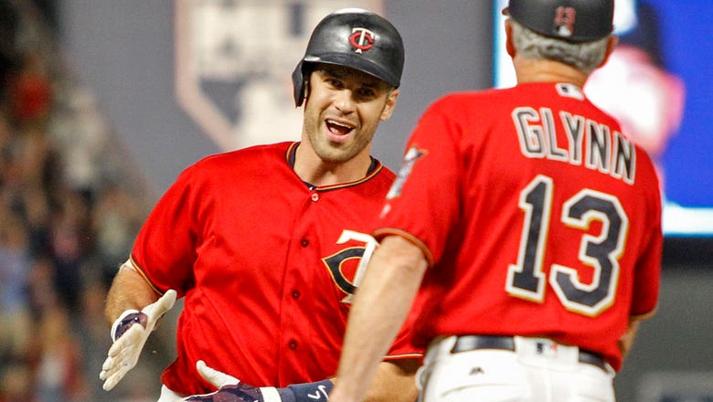 Mauer powers Twins to 5-4 win over Tigers