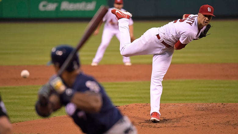 Brewers struggle to solve Flaherty in 5-2 loss to Cardinals
