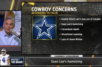 Colin Cowherd lists all his concerns with the 2018 Dallas Cowboys | NFL | THE HERD