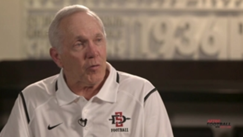 Rocky Long discussions his expectations for the Aztecs' offense