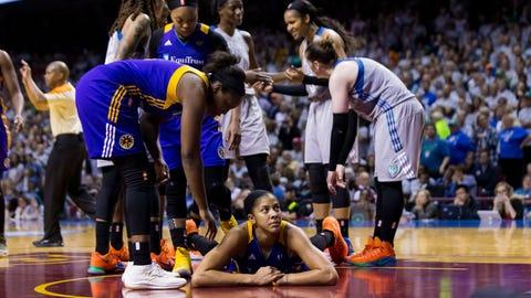 Podcast: Lynx/Sparks WNBA playoff preview with Neil Olstad