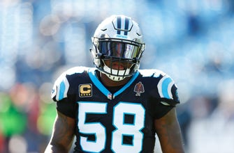 Panthers' Davis eager to play beyond 2018