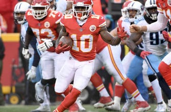 Kansas City Chiefs relying on speed in 2018