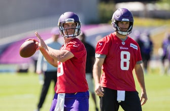 Backup QB Trevor Siemian ready for new role with Vikings