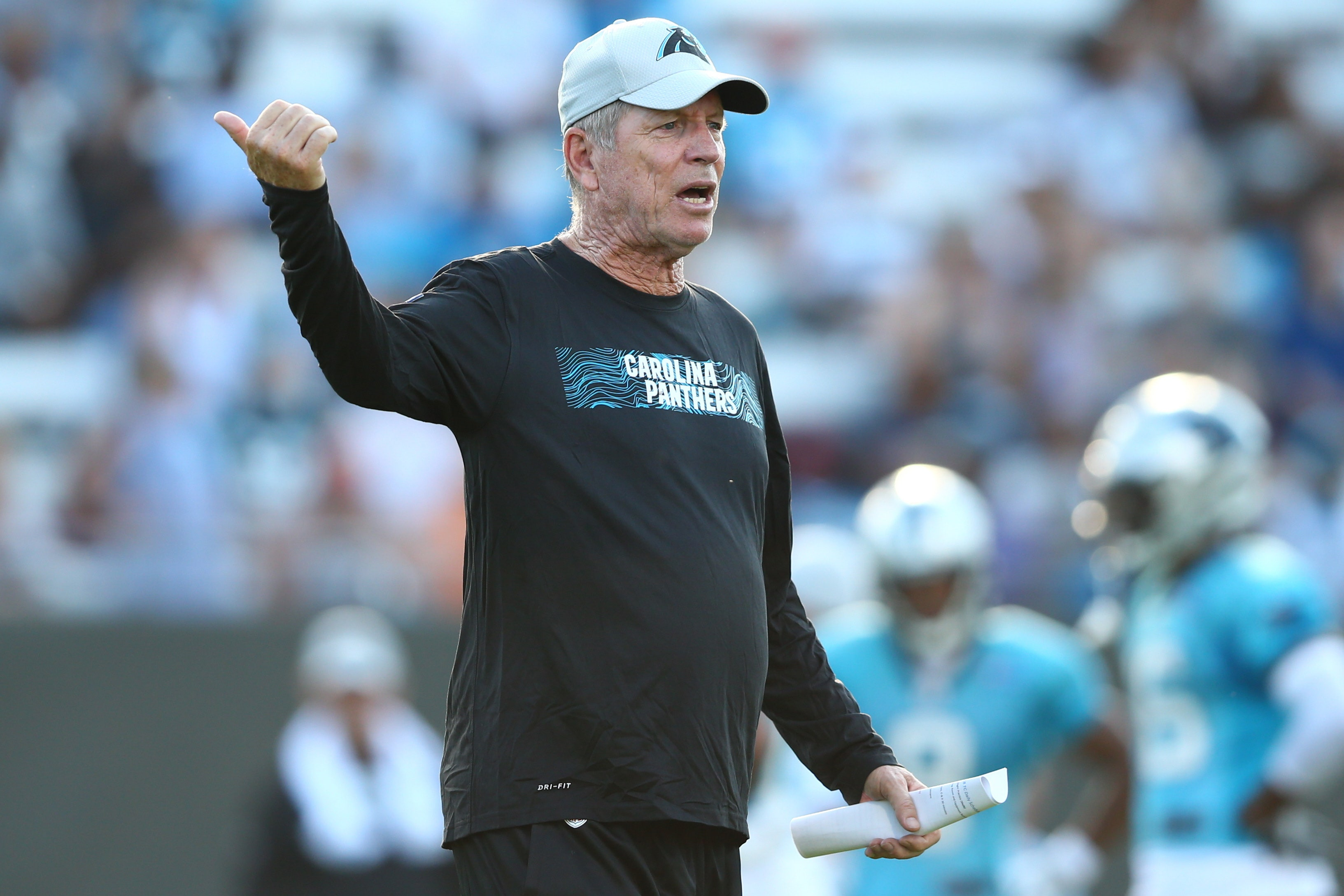 c10c1ff1 At 66, Norv Turner relishes return to coaching with Panthers   FOX ...