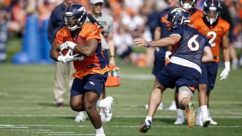 Royce Freeman - Denver Broncos