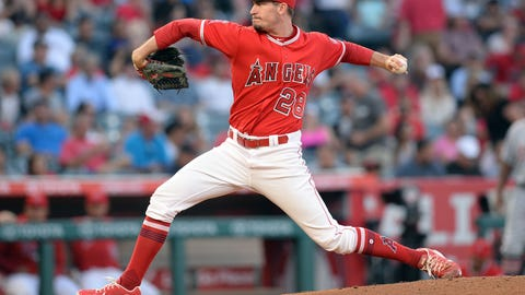 Angels vs. Padres: The Probables