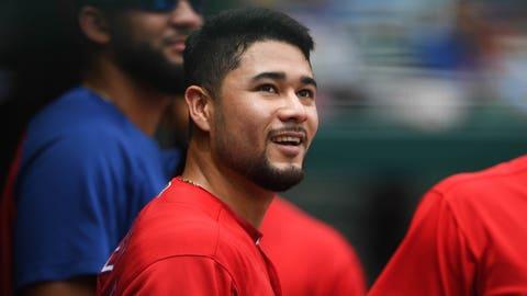 MLB: Seattle Mariners at Texas Rangers
