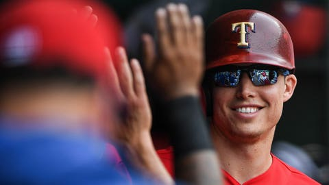 MLB: Seattle Mariners at Texas Rangers