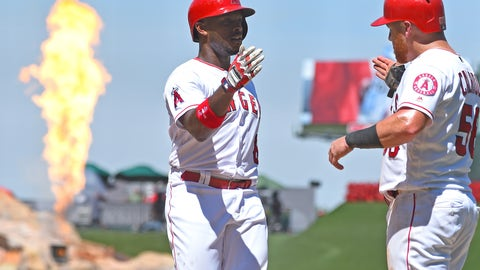 Angels vs. A's: The Schedule