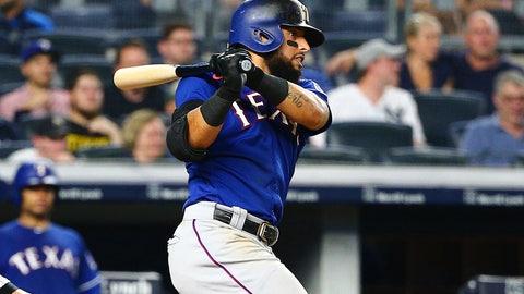 MLB: Texas Rangers at New York Yankees