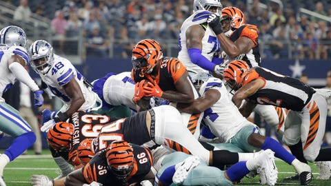 NFL: Cincinnati Bengals at Dallas Cowboys