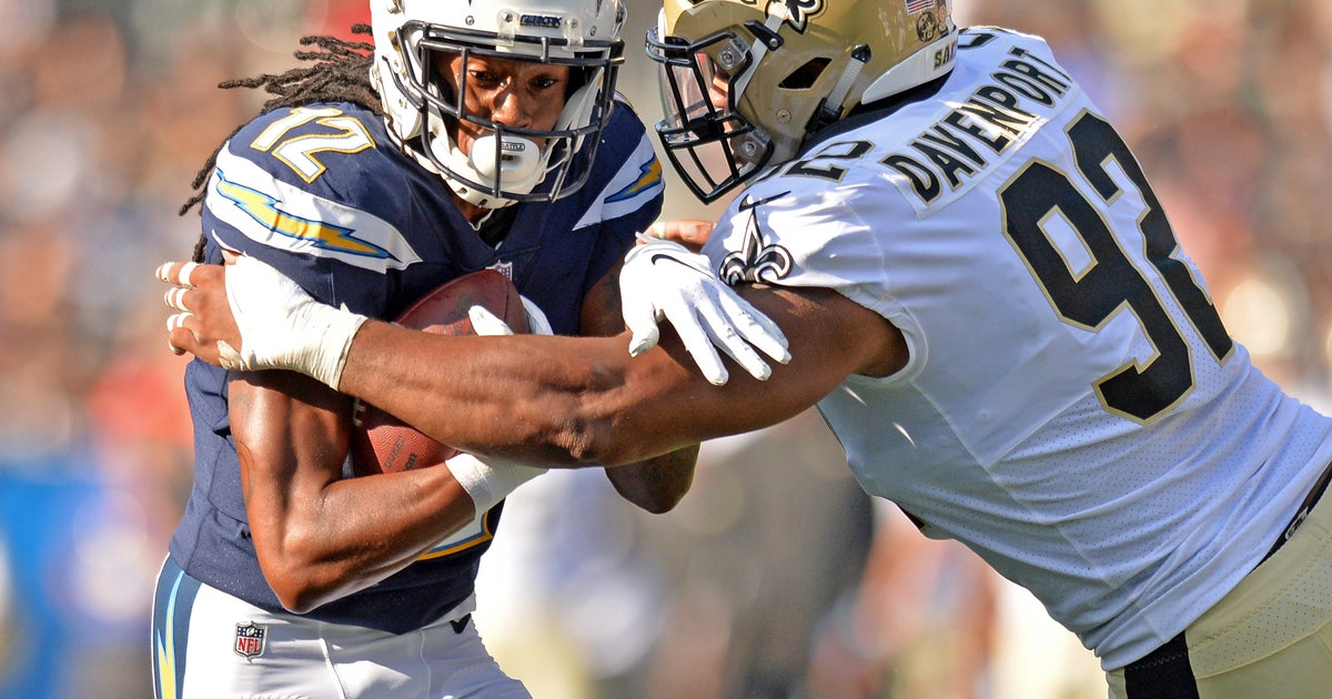 Recap Saints Have Little Trouble With Chargers During 36