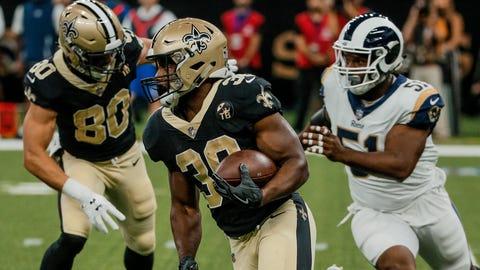 NFL: Los Angeles Rams at New Orleans Saints
