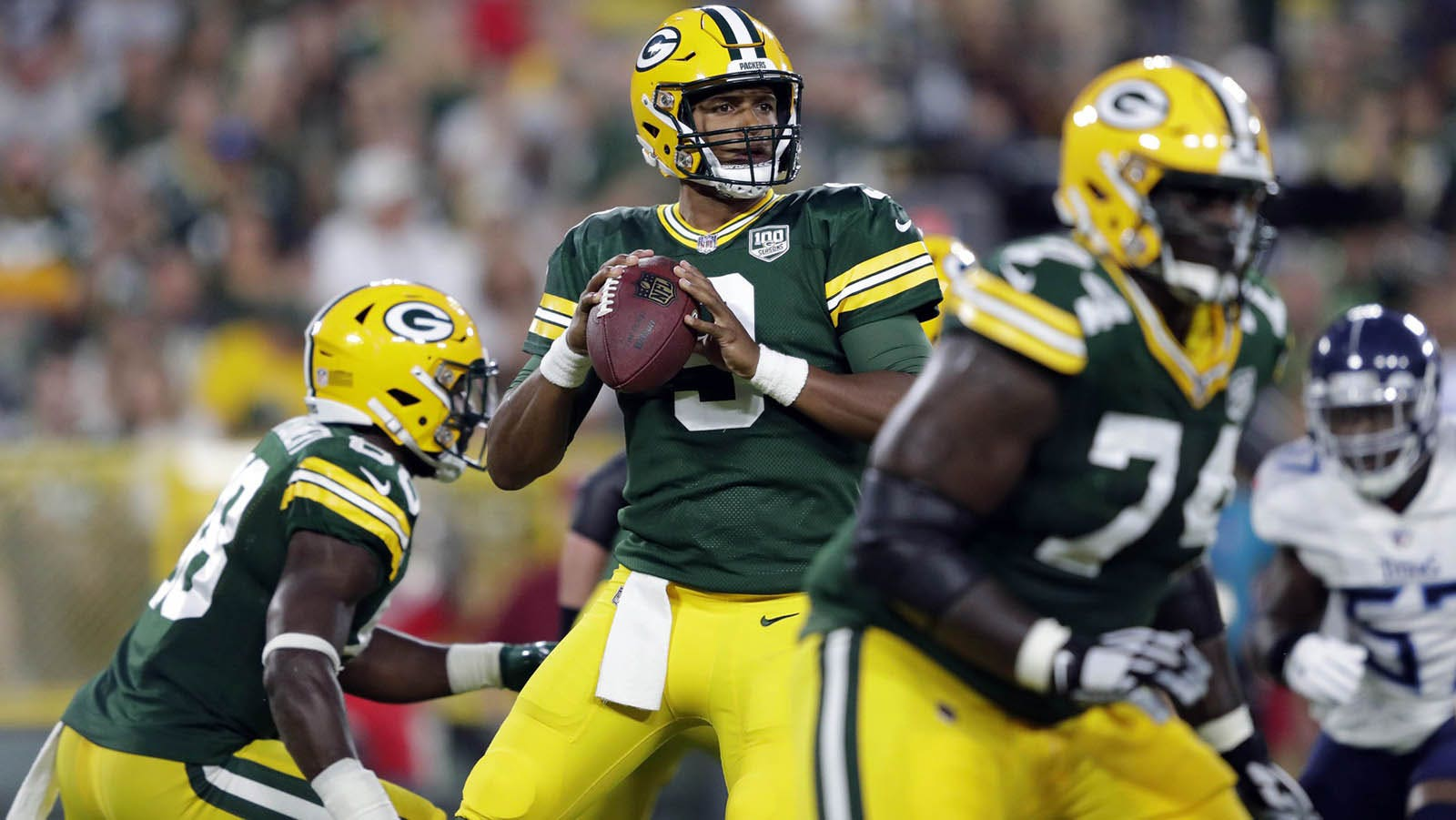 Packers get down to 53-man roster, cut Kizer | FOX Sports