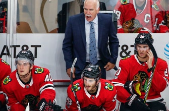 Blackhawks looking for turnaround after missing playoffs