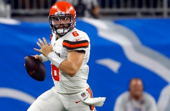 Browns' Mayfield 'humbled' by high praise from Drew Brees