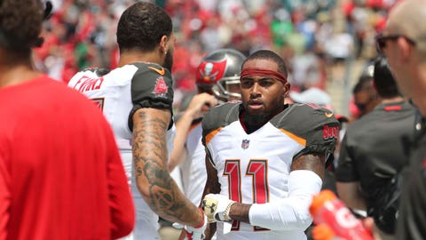 DeSean Jackson Doesn't Want Ryan Fitzpatrick Benched When Jameis Winston Comes Back