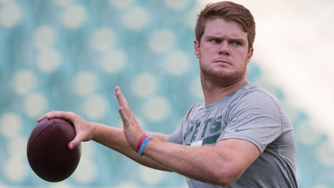 New York Jets - Sam Darnold - 21 - 6/4/1997