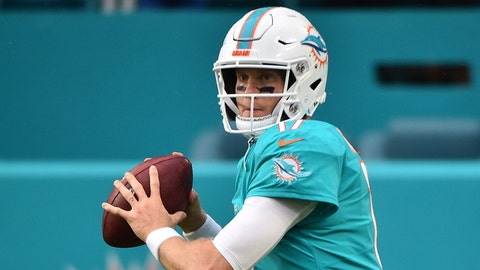 Miami Dolphins beat Tennessee Titans in longest game in National Football League history