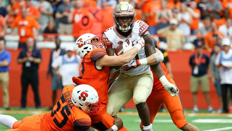 Florida State's offense continues to struggle in 30-7 loss to Syracuse