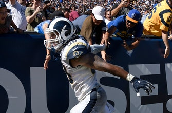 Cris Carter on the Rams: 'They're the team I wouldn't want to face'