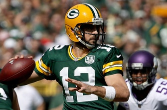 Nick Wright and Chuck Pagano praise Aaron Rodgers' Week 2 performance