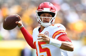 Nick Wright outlines the keys to Patrick Mahomes' early-season dominance