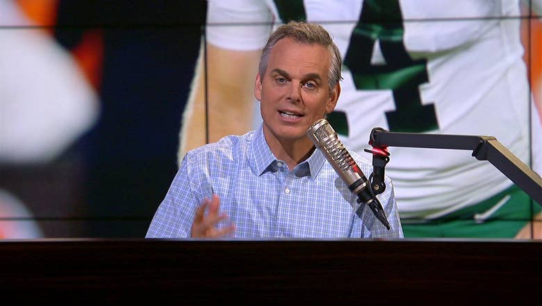 Colin Cowherd's takeaway from Jets-Browns game : 'The winner last night was us'