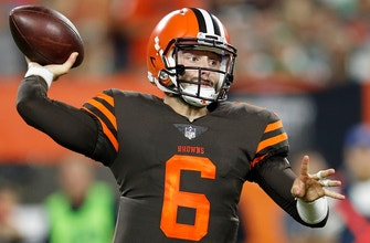 Nick Wright on Baker Mayfield's debut: 'A star in the NFL is born'