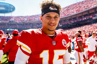 Nick Wright on Mahomes' impressive start: 'It's the best 3 games to start a season any QB's ever had'