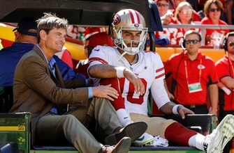 Cris Carter on Jimmy G's injury: 'This was avoidable'