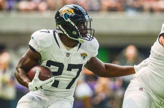 Jags' Fournette a game-time decision for third straight week