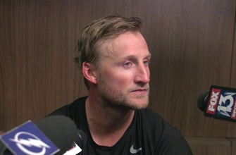 Steven Stamkos eager to game action under his belt with first preseason matchup