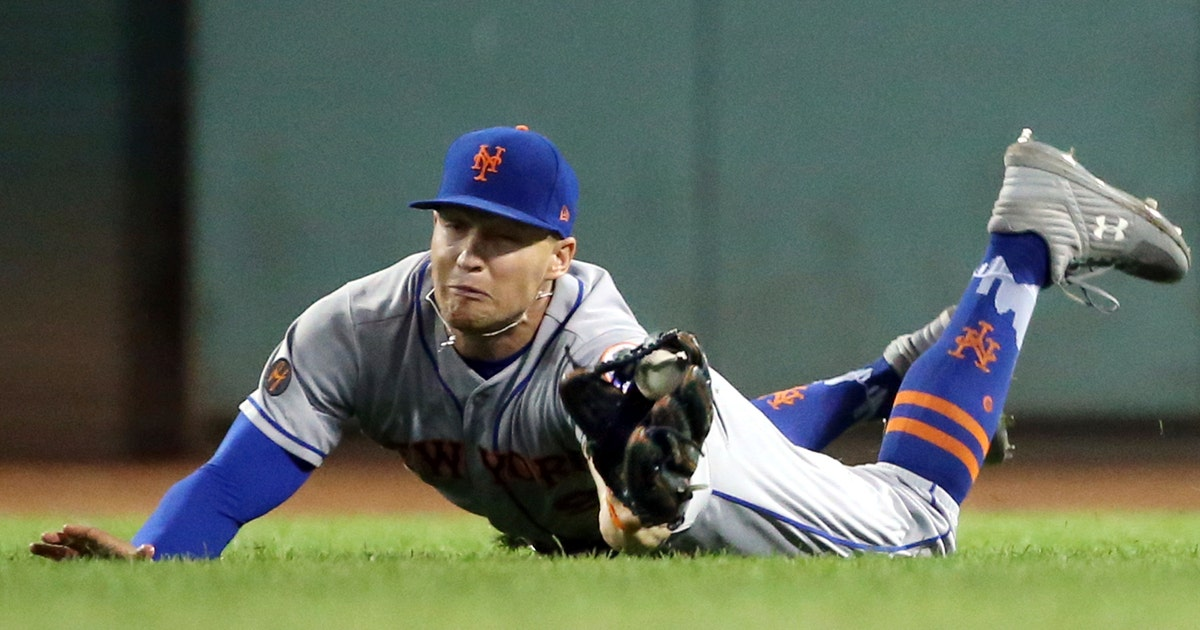 Syndergaard helps Mets cool off Red Sox 8-0 | FOX Sports