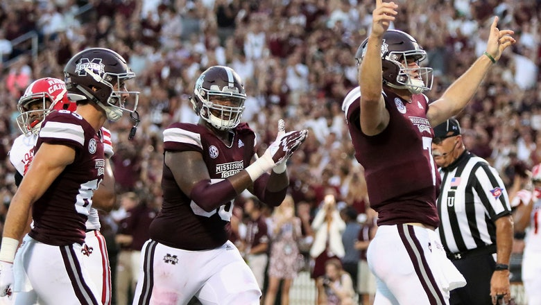 No. 14 Mississippi State, Kentucky run into SEC matchup