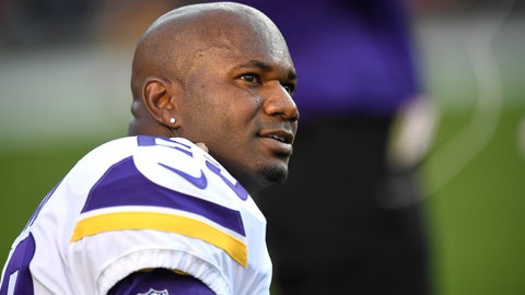 """<p>               FILE - In this Aug. 11, 2018, file photo, Minnesota Vikings cornerback Terence Newman warms up before an NFL football game against the Denver Broncos, in Denver. Terence Newman acknowledged this week the strangeness of being called """"Coach,"""" but coaching is what he's been doing all along as a valuable mentor for Minnesota's young cornerbacks. Newman joined the coaching staff of the Vikings this week after retiring as a player. (AP Photo/Mark Reis, File)             </p>"""