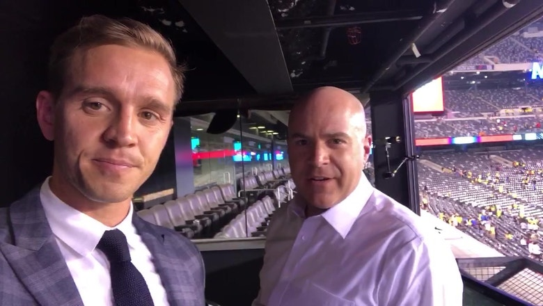 Stu Holden and John Strong discuss Brazil's victory over the United States