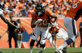Phillip Lindsay has gone from undrafted to unforgettable