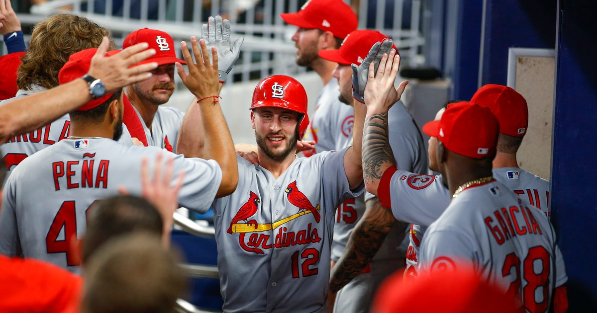 Cardinals win 3rd straight, send Braves to 4th straight loss