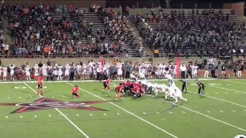 Coppell vs. Sachse (Week 1) | High School Scoreboard Live