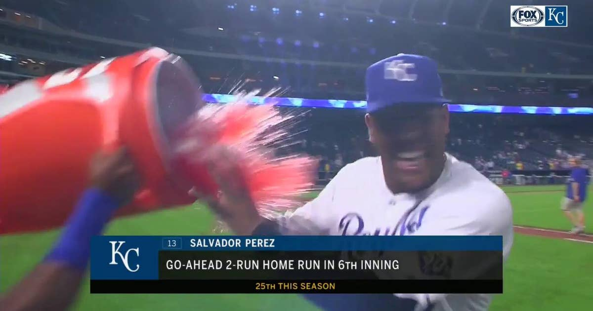 Salvy gets a dose of his own medicine with a 'Boni Splash'